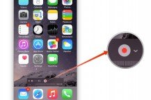 How to record a video using your IPhone